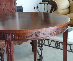 Antique Regency/Empire mahogany centre/occasional table Kingston Kingston Area image 2