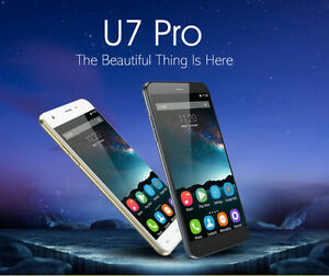 U7 Pro 5.5'' Android 5.1 4Core 13.0MP 1GB 8GB Unlocked West Island Greater Montréal image 2