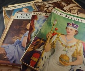 OLD STAR WEEKLYS ONLY $2.00 EACH