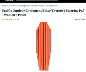 Lightweight Sleeping Pad for Backpacking