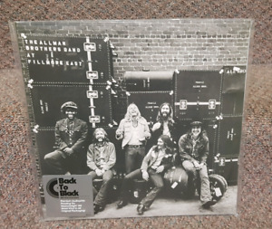 The Allman Brothers Band at Fillmore East 2x LP album il