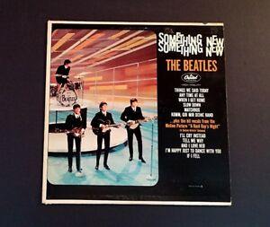 Disque vinyle The Beatles - Something New