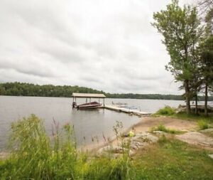 Chandos Lake Cottage available for Rent in September/October