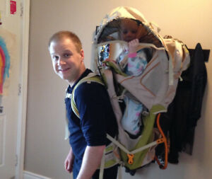 Kelty Backpack child carrier