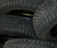Winter Tires 215/60-R16