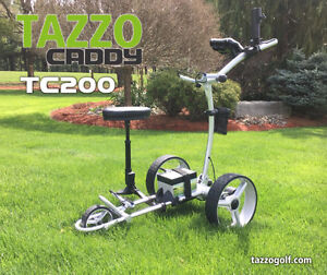 Electric Caddy Buy Or Sell Golf Equipment In Ontario