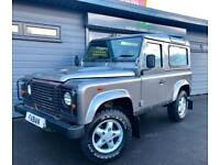 2008 Land Rover 90 Defender 2.4TDi County **NO VAT - REAR SEATS - UPGRADES**