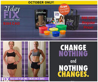 GET FIT IN JUST 21 DAYS!!!