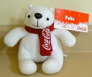 Coca Cola Collectible - Felix the Coca Cola Bear