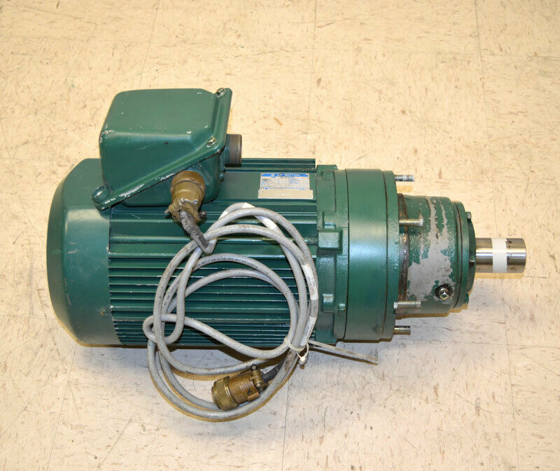 Sumitomo 7.5-Hp 3Ph TK-FV 60/6-Hz AF Induction Motor Inverter 1750/130RPM Reduce