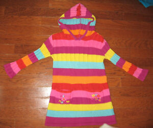 Children's Place sweater dress with beautiful embroidery