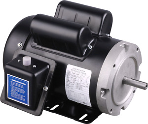 1.5 or 2 hp totally enclosed fan cooled electric motor