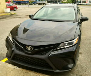 Toyota Camry 2018 SE 332$ Month  0$ Down Tax incl.