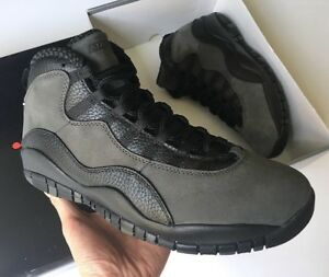 NIKE AIR JORDAN RETRO 10 SHADOW size 10 BRAND NEW