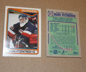 Topps 1990-91 hockey cards