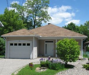 Rare Downtown Executive Bungalow - Brockville Waterfront