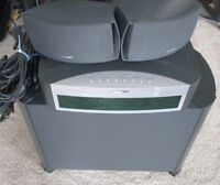 Bose AV321 and PS321 audio system for sale