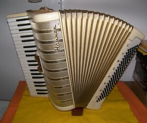 Hohner Marchesa Accordion With Case - Made In Germany