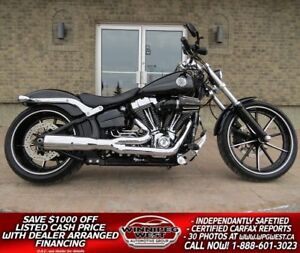 2015 Harley-Davidson FXSB Breakout BIG WHEELS, BIGGER SOUND, BOL