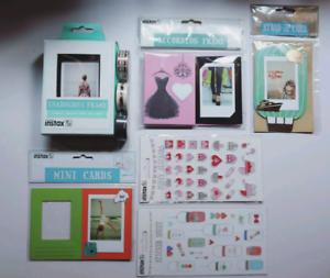 Fujifilm Instax Polaroid Accessories