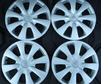 4 Toyota mag hubcaps