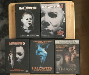 Halloween DVD Collection