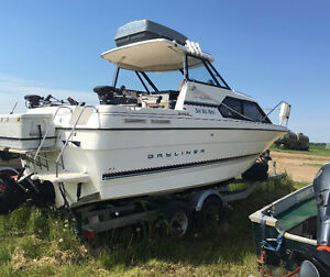 1996 Bayliner 2450 series