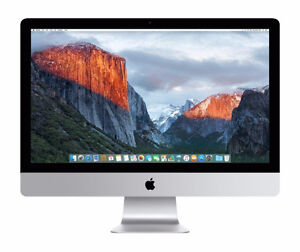 iMac 27-Inch, Late 2009, as is