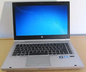 """HP EliteBook 14"""" HD screen 3.gen i5 vPro USB 3.0"""