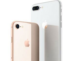 """Gold/Silver/Red"" Sealed IPhone 8/8+ Plus, IPhone X, AppleCare"