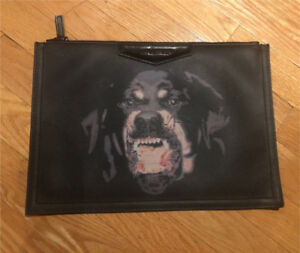 ***NEW PRICE / Givenchy Antigona Rottweiler Collection Pouch