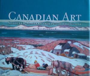 CANADIAN ART- LIVRE D'ART DE COLLECTION