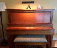 Excellent condition Heintzman piano