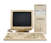 Looking to make a new home for old scrap computers