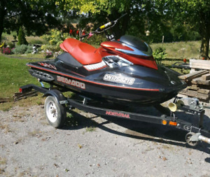 2006 Seadoo RXP Supercharged.