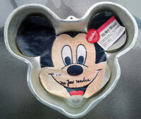 Retro Licensed WILTON 1993 MICKEY MOUSE DISNEY Cake Pan Mold Longueuil / South Shore Greater Montréal Preview