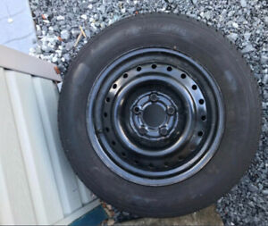 Full size spare tire- brand new