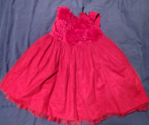 2T Gap red Christmas dress