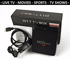 Promotion MXIII (ORIGINAL 2GB Android Box) And New Servers