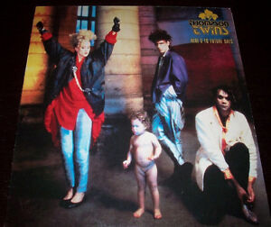 THOMPSON TWINS Vinyl LP - 1985 - Here's To Future Days