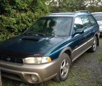 1999 Subaru Outback green Other
