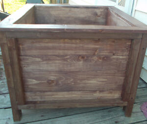 VERY LARGE planter (could fit small tree)