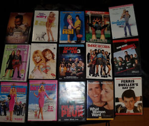 Lot de 68 DVD/Coffets DVD