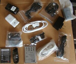 NEW UNUSED GENUINE ACCESSORIES LG, SONY, SAMSUNG S4, S5, HTC