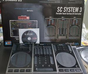 Stanton sc3 system