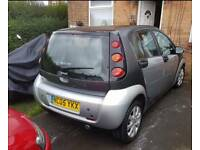 Smart four car