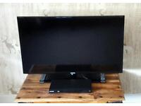 "Samsung 40"" 3d LED TV with built in freeview"