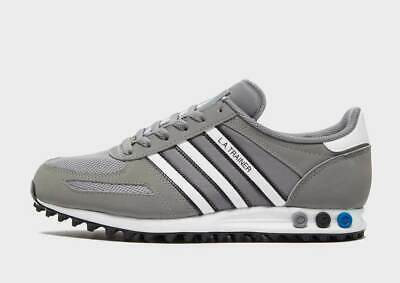 adidas Originals LA Trainer Los Angeles OG Trainers Grey / White Shoes