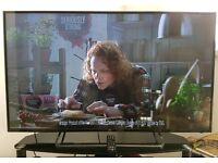 "JVC 55"" HD LED Freeview Internet TV"
