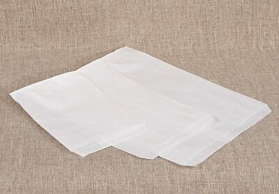 Lot 100 of Plain White Paper Bags for Jewelry Candy Party Favors Merchandising](Paper Party Favor Bags)